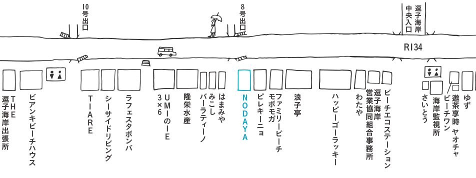 NODAYA(のだや)